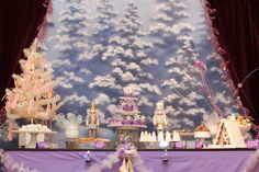 The TomKat Studio: {Real Parties} Sugar Plum Fairy Birthday Party!