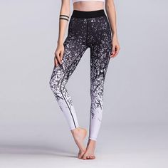 2a0715036a2dd Printed Yoga & Workout Leggings for Women with Chinese Style Prints