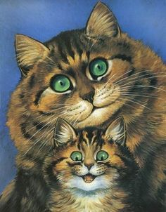 Louis Wain (August 5, 1860 - July 4, 1939) was an English artist best known for…