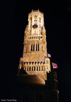 Bruges Belgium Attractions | This square is the busiest in the city; a huge crowd walks here at any ...