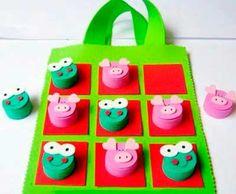 Ideas económicas y fáciles para confeccionar regalos para niños