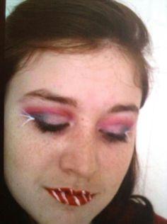 ...... Makeup Fail, Christmas Makeup, Fails, Hair Beauty, Makeup Mistakes, Make Mistakes, Cute Hair