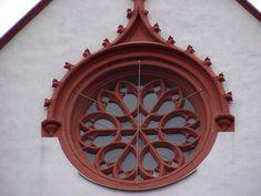 Edelstahlvernetzung bei einer Kirche in Würzburg
