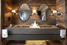 Luxury Chalet Chalet N, Lech, Austria, Luxury Ski Chalets, Ultimate Luxury Chalets Luxury Ski Holidays, Gym Facilities, Mountain Designs, Ski Chalet, Steam Room, Cozy Cottage, Log Homes, Double Vanity, Swimming Pools