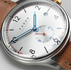 Our watches are inspired by the halcyon era of Swiss watchmaking, when bold colours and contrasting textures were combined with the best craftsmanship. We have