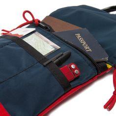 The perfect little travel bag - The Topo Designs Micro Rover