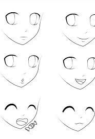 How to draw frozen characters easy cartoon characters drawings how Anime Drawings Sketches, Cool Art Drawings, Pencil Art Drawings, Anime Sketch, Easy Manga Drawings, Cartoon Drawings, Easy Cartoon Characters, Frozen Characters, Anime Expressions