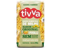 Casa Santa Luzia Alimentos Especiais : Massa de Milho Fusilli sem Glúten Tivva - 500g