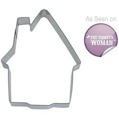 Giant Gingerbread House cookie cutter