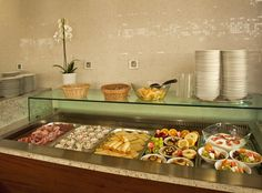 Breakfast  Hotel Galileo www.hotelgalileoprague.com