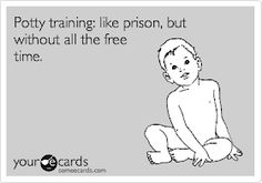 I like beer and babies.: Why potty training is like prison. Potty Training Humor, I Like Beer, Free Time, Prison, Babies, Memes, Babys, Time Out, Meme