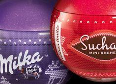 Kraft Limited Edition Christmas Balls