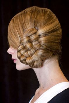 Impossible Braid - Click image to find more Hair & Beauty Pinterest pins