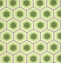 Tula Pink - Bumble - Honeycomb - Sprout : Sew Modern