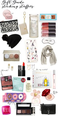 Gift Guide for stocking stuffers!! Lots of items under $10-$15!