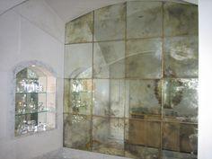 Antique Mirror Glass Antique mirrors