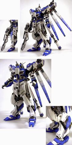 Custom Build: 1/72 hi-nu Gundam Ver. EVOLVE 5 - Gundam Kits Collection News and Reviews
