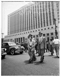 Mickey Cohen, 1951
