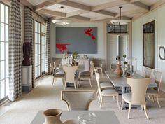 Потрясающая семейная резиденция на Лонг-Айленде | Пуфик - блог о дизайне интерьера