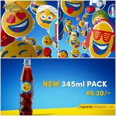 Pepsi New Look - 345ml Pack TVC 2016