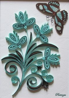quilling deer - Google Search