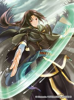 Fire Emblem: Path of Radiance - Soren