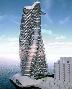 Strata Tower Abu Dhabi