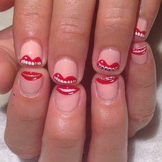 Маникюр стоматолога #стоматология #dentistry