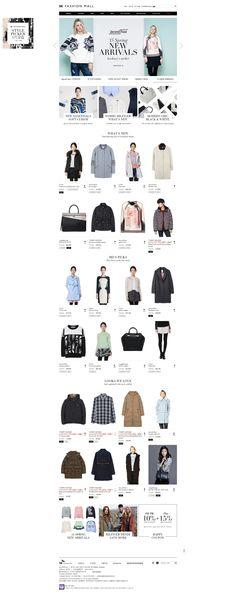 SK네트웍스 SK Fashionmall 구축