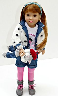 MY DOLL BEST FRIEND: With Heart and Soul - Kidz n Cats Galina
