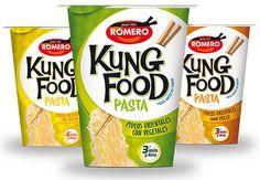 Romero Kung Food Pasta