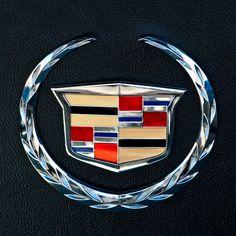 Cadillac Emblem Photograph