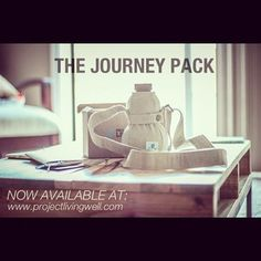 The Journey Pack: now available at www.projectlivingwell.com