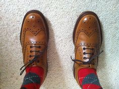 Loakes Brogues... Sturdy
