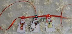Christmas Card Charms. Recycle cards into charms. Use glitter & flat back rhinestones. Use as gift decor, hair bow, etc.