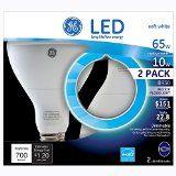 http://ift.tt/1Pn6h0L GE LED BR30 Indoor Floodlight Bulb (2 pk.)  Energy Star Certified