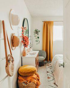 Cheap Home Decor .Cheap Home Decor Cute Bedroom Ideas, Cute Room Decor, Room Ideas Bedroom, Home Decor Bedroom, Bedroom Inspo, Cozy Bedroom, Gray Room Decor, Wall Decor, Cool Home Decor