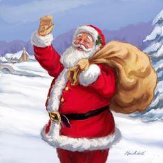 Saying Goodbye to Santa Claus