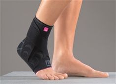 Corflex Levamed Active Ankle Support  - Black - All Sizes