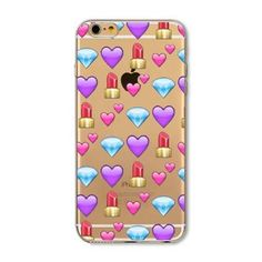 Emoji Silicon Soft Phone Cases For iphone 4 4s 5 5s SE 5c 6 6s 6p 6splus 7 7Plus, Dozens of Styles to Choose From