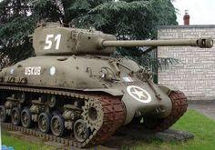 M4A1 Sherman - WalkAround - Photographies - English  #tank #sherman #ww2