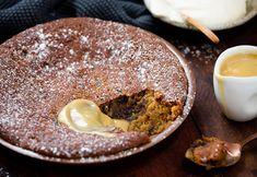 Gluten-Free Date and Honey Pudding Recipe - Viva