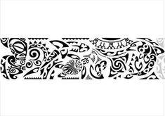 гавайские узоры тату - Поиск в Google