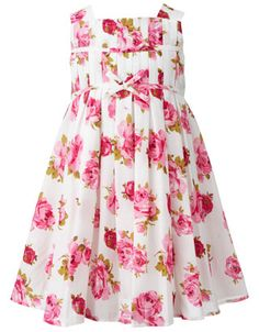 Baby Camelia Print Dress #fashion #socialbliss