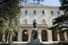 Perugia Giardino Carducci