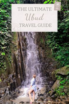 Ultimate travel guide to Ubud, Bali, Indonesia. Ubud is the most popular part of Bali, and once visited you will easily see why, amazing nature, great restaurants, and even better things to do all in one place. Ubud and Bali in general need to be on your Bucket list when traveling around the world, or to Asia. | Travel Guide to Ubud, Bali #bali #ubud #indonesia #asia #travel #idea #bucket #guide #restaurant #stay #food Bali Travel Guide, World Travel Guide, Travel Plan, Lombok, Travel And Tourism, Asia Travel, Jakarta, Travel Pictures, Travel Photos