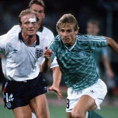 Remember the blood sweat and passion? Our new releases encapsulate all this!  #germany #england #football #gazza #retro #klinsmann #streetwear #eyesdown #tears