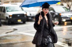 Fashion Icon: Michelle Harper- semi-famous for no reason |