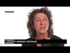 La magie du sport féminin... avec Florence Arthaud, Navigatrice - détentrice en 1990 du record de la traversée de l'atlantique nord à la voile en solitaire, vainqueur la même année de la route du rhum.