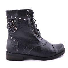 GHETE NEGRE ARMY  139,0 LEI Lei, Army, My Style, Gi Joe, Military, Armies